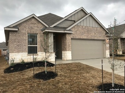 San Antonio Single Family Home New: 13834 Cohan Way