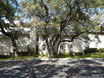 San Antonio Condo/Townhouse New: 8415 Fredericksburg Rd #407