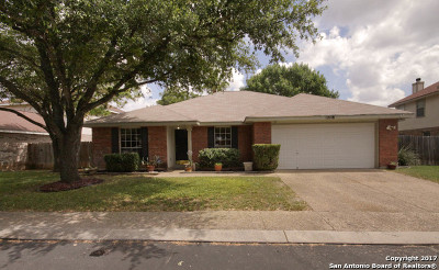 San Antonio Single Family Home New: 12118 Stoney Gln