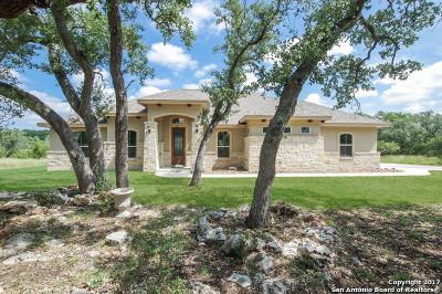New Braunfels TX Single Family Home New: $436,900