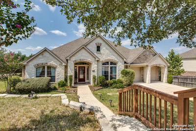 Boerne Single Family Home New: 27635 Autumn Ter
