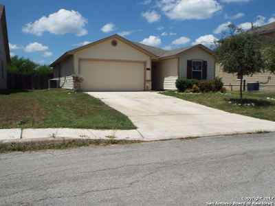 San Antonio Single Family Home New: 4511 Jeffs Farm