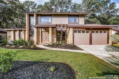 San Antonio Single Family Home Back on Market: 9311 Wickheather St