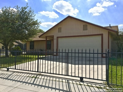 San Antonio Single Family Home New: 8871 Old Sky Hbr
