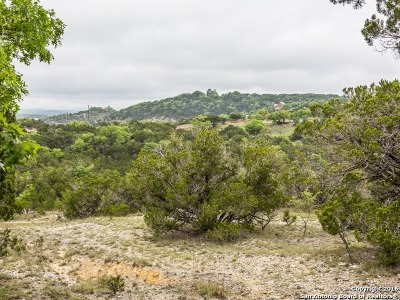 Boerne Residential Lots & Land New: 4 Connally Way