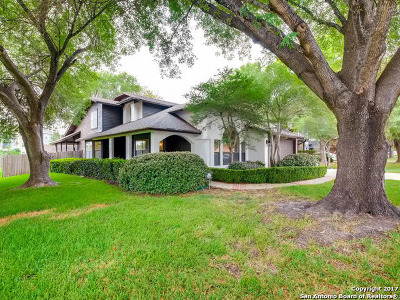 Converse Single Family Home Price Change: 7246 Misty Ridge Dr