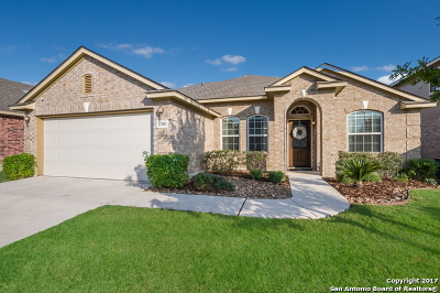 Helotes Single Family Home New: 13103 Balbach Frst