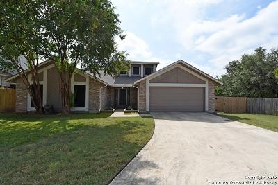 San Antonio Single Family Home New: 8130 Timber Grv