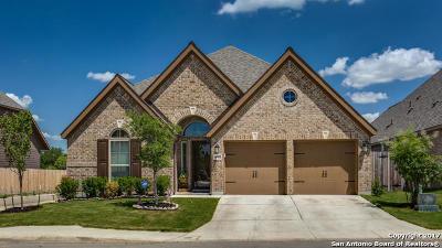 San Antonio Single Family Home New: 14382 Palomino Pl