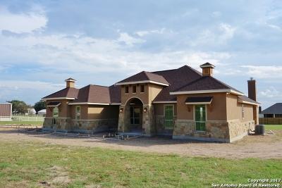 La Vernia Single Family Home For Sale: 137 Westfield Landing