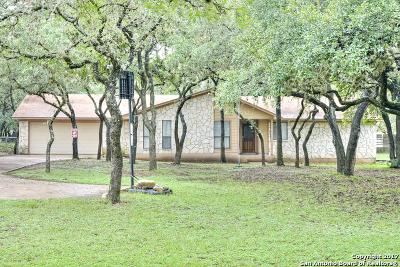 Bulverde Single Family Home Active RFR: 31185 Smithson Valley Rd