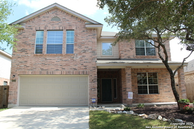 Bexar County Single Family Home New: 8818 Feather Trl