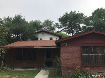 San Antonio Single Family Home Back on Market: 623 Sharmain Pl
