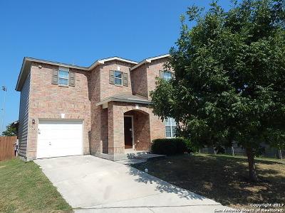 Single Family Home New: 13735 Pebble Ranch