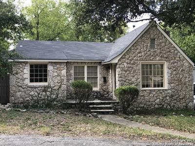 Single Family Home New: 112 E Sunset Rd