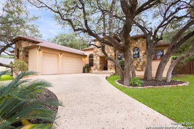 San Antonio Single Family Home New: 309 Heavens Way