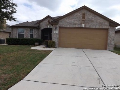 Single Family Home For Sale: 7222 Willow Rain