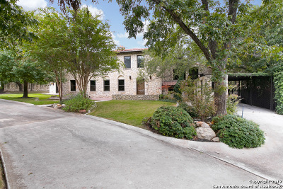 San Antonio Single Family Home New: 103 Park Hill Dr