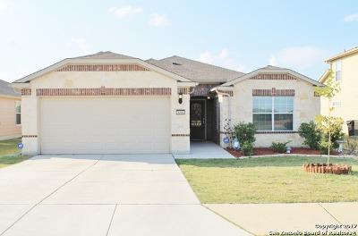 Schertz Single Family Home New: 5404 Storm King