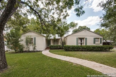 San Antonio Single Family Home New: 202 Claywell Dr
