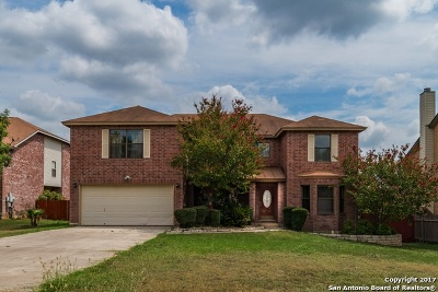 San Antonio Single Family Home New: 2510 Karat Dr