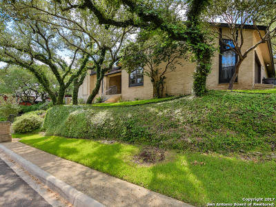 Bexar County Single Family Home New: 13023 Hunters Ridge St
