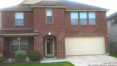 Bexar County Single Family Home New: 7702 Forest Arbor