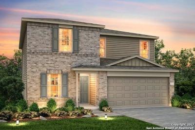 Converse Single Family Home Price Change: 9707 Harbor Mist Ln