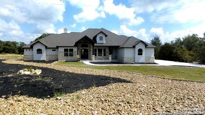 New Braunfels Single Family Home For Sale: 1167 Diretto Dr
