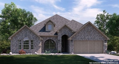 San Antonio Single Family Home New: 8819 Hideout Bend