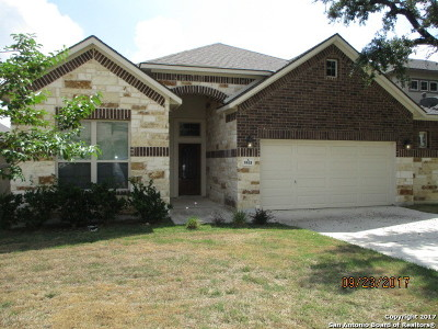 Boerne Single Family Home For Sale: 9938 Jon Boat Way