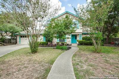 San Antonio Single Family Home New: 3018 Meadow Circle