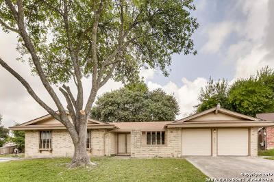 Bexar County Single Family Home New: 8119 Golden Forest Dr