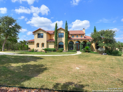 Bexar County Single Family Home Price Change: 14478 Iron Horse Way