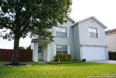 Bexar County Single Family Home New: 4602 Tranquil Crk