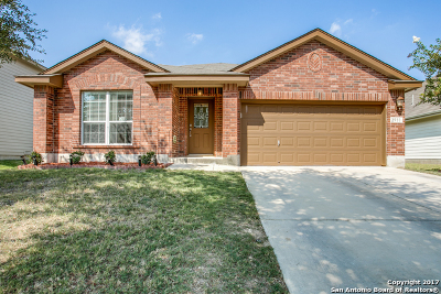 Bexar County Single Family Home New: 2931 Sunday Song