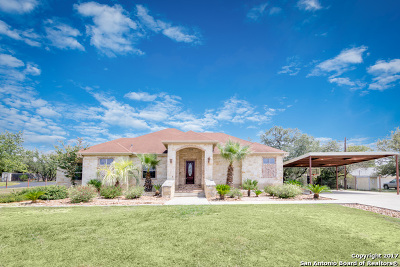 San Antonio Single Family Home New: 1040 Desert Gold