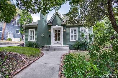 San Antonio Single Family Home New: 120 Queens Crescent St