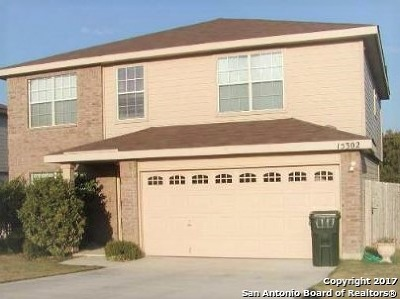Bexar County Single Family Home New: 15302 Winged Foot