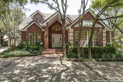 San Antonio Single Family Home New: 2 Chatsworth Way