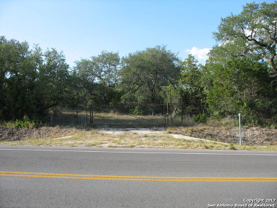San Antonio Residential Lots & Land New: 21150 Babcock Rd