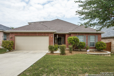 Bexar County Single Family Home New: 11611 Catchfly