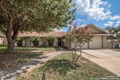 Bexar County Single Family Home New: 6302 Ridge Tree Dr