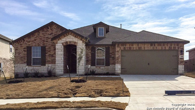 Cibolo Single Family Home For Sale: 109 White Rock