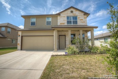 Guadalupe County Single Family Home For Sale: 2246 Clover Ridge