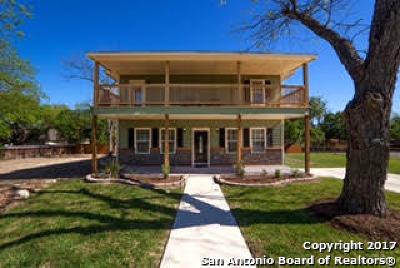 San Antonio Single Family Home New: 182 De Chantle Rd