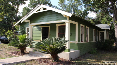 Single Family Home For Sale: 401 E White