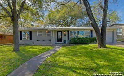 San Antonio Single Family Home New: 614 Larkwood Dr