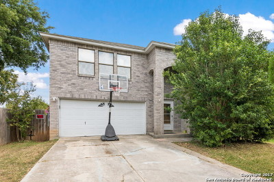 San Antonio Single Family Home New: 4978 Watering Trail Dr