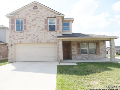 Bexar County Single Family Home For Sale: 255 Blue Juniper
